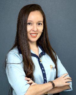 Géssica Marinho - Auxiliar de Setor Fiscal