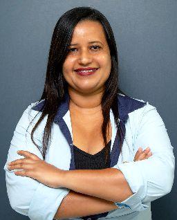 Jeane Cláudia - Auxiliar de Setor Fiscal