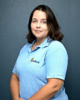 Karla Bender - Auxiliar de Setor de Pessoal