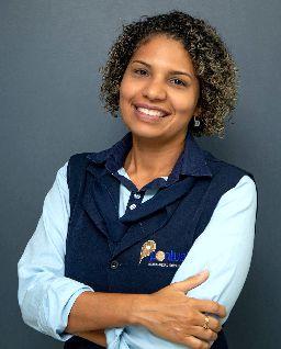 Meiryele Nazaré - Chete do Setor de Pessoal